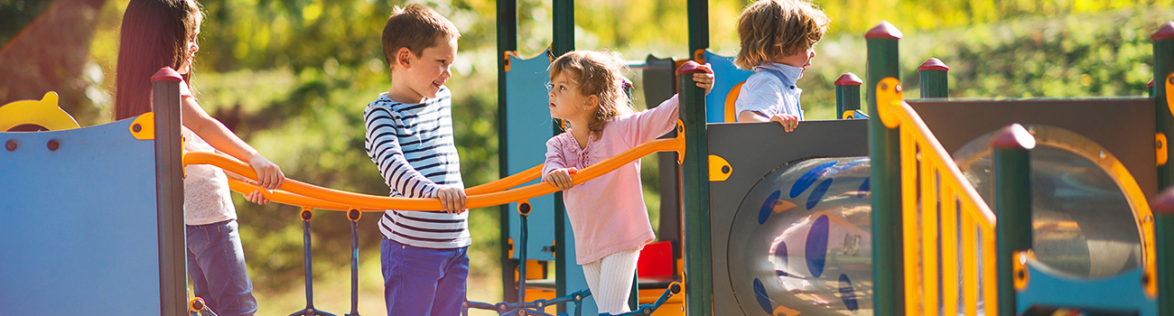 Playground Safety Preventing Losses Grinnell Mutual