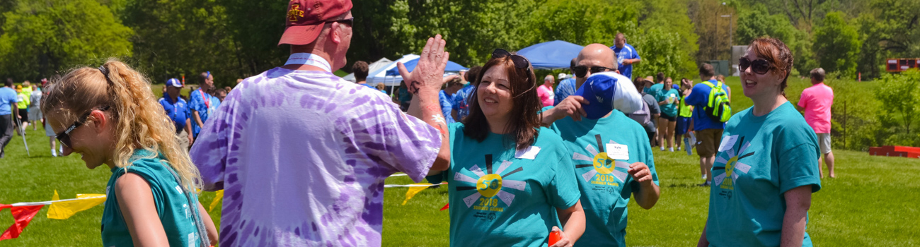 Grinnell Mutual supports Special Olympics Iowa Summer Games